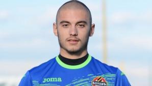 Вратар на Ботев се контузи, аут за мача с Дунав