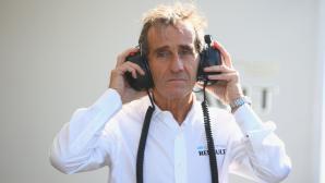 Ален Прост поема нова роля в Рено и се връща във Ф1