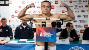 """Радослав Панталеев отново ще боксира за британските """"Лъвски сърца"""""""