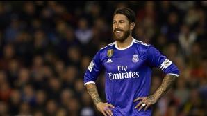 Реал Мадрид не взе нищо от Валенсия (видео + галерия)