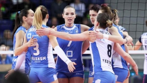 Габи Коева и Мария Филипова продължават без победа в Шампионската лига