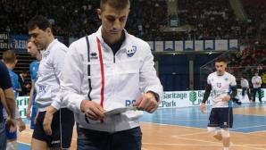 Петър Шопов: Загубихме, защото не се възползвахме от ситуациите си (видео)