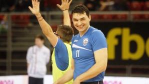 Владо Николов: Опитът на ЦСКА оказа влияние в решаващите моменти (видео)