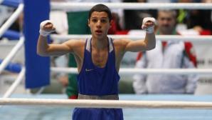 Тежки мачове за нашите и победа за Тинко Банабаков