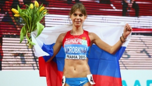Коробкина: Ще се състезавам само за Русия