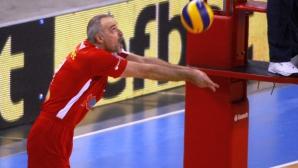 Ивайло Стефанов: Издържахме психически и измъкнахме мача (видео)