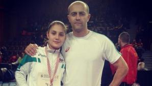 Участие на олимпиада е голямата цел на еврошампионката Ивет Горанова