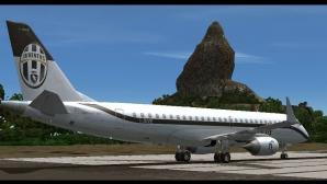 Технически проблем със самолета на Ювентус