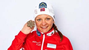 Олимпийската шампионка в спринта триумфира и на Световното по ски бягане