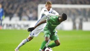 Лудогорец надигра Копенхаген, но е аут от Лига Европа (видео)