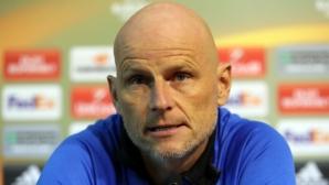Треньорът на датчаните: Лудогорец показа силата си в ШЛ, имахме късмет