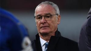 Футболният свят е в шок от уволнението на Раниери
