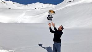 Федерер мислел за отказване след титлата в Мелбърн