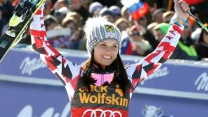 Сезонът за олимпийската шампионка Анна Фенингер приключи предсрочно