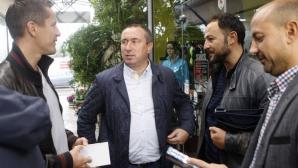 Мъри: Левски ще намери пътя си и ще излезе от сегашната ситуация