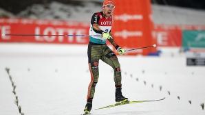 Йоханес Ридзек спечели световната титла в северната комбинация