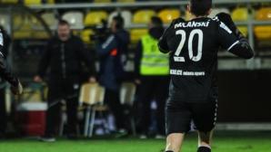 Мицански пак вкара, но отборът му понесе тежка загуба
