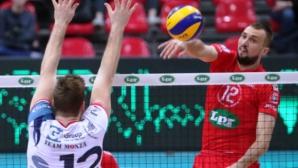 Виктор Йосифов с 11 точки, Пиаченца с драматична загуба (видео)