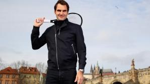 Федерер почва срещу скандалджия в Дубай