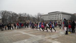 В Плевен отбелязват Освобождението с атлетическа щафета