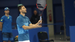 Александър Лазов на финал в Анталия