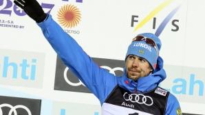 Устюгов спечели скиатлона в Лахти