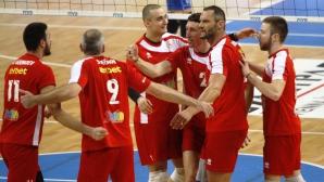 ЦСКА спечели редовния сезон в Суперлигата