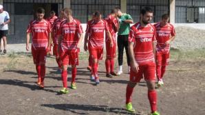 Наков се завърна с победен гол за Беласица