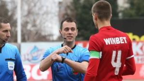 Чорбаджийски: Очаквам да сме с пълен актив до мача срещу Левски