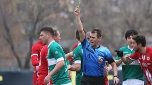 Иво Иванов: Заслужавахме поне точка