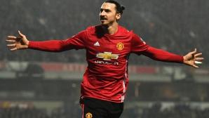 Ибрахимович има едно условие за новия договор с Юнайтед