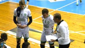 Петър Мечкаров: Доволен съм от моя отбор (видео)