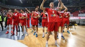 ЦСКА си гарантира минимум сребърните медали