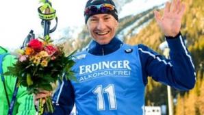 Само 7 биатлонисти с повече точки от Краси Анев на световното