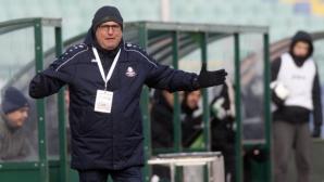 Джамбазки със силно изказване - ще обиграва отбора до месец май