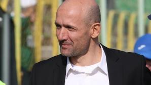 Радуканов: Казах на футболистите, че ще спечелят с 3:1