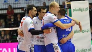 Силен Златан Йорданов с 15 точки, Бенджин с победа