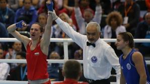 Петрова: Доволна съм, трябваше да победя категорично