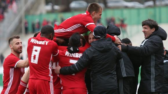 Промени в ЦСКА-София за мача с Ботев Пд