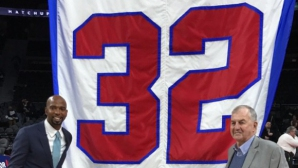 Детройт почете още един герой от шампионската 2004 (видео)