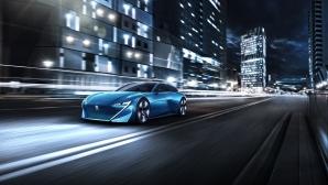 Peugeot показаха концептуалния INSTINCT (Снимки и видео)
