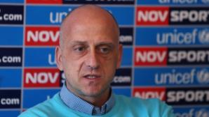 Викторио Павлов: Левски ще оцелее, при Люпко играехме с 10 души зад центъра