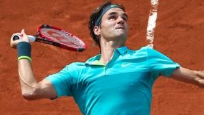 Федерер: Нямам представа дали ще издържа на сгъстен график (видео)