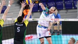 Силен Дани Милушев с 22 точки, Шчечин с нова драматична загуба в Полша
