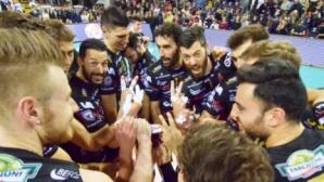 Перуджа завърши редовния сезон в Италия с чиста победа над Верона