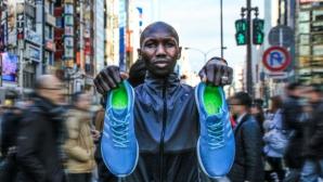 adidas и Уилсън Кипсанг триумфираха на маратона в Токио с adizero Sub2