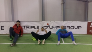 Само България и Франция с по трима състезатели в тройния скок на ЕП