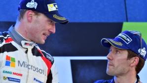 Сезон 2017 във WRC се очаква да бъде най-оспорваният от 15 години насам