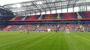 Москва ще домакинства мача за Суперкупата на Европа през 2019 година