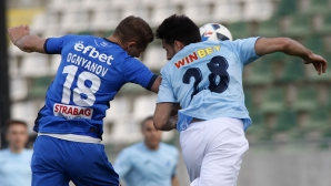 Людмил Киров: Дунав доминираше над Левски през целия мач